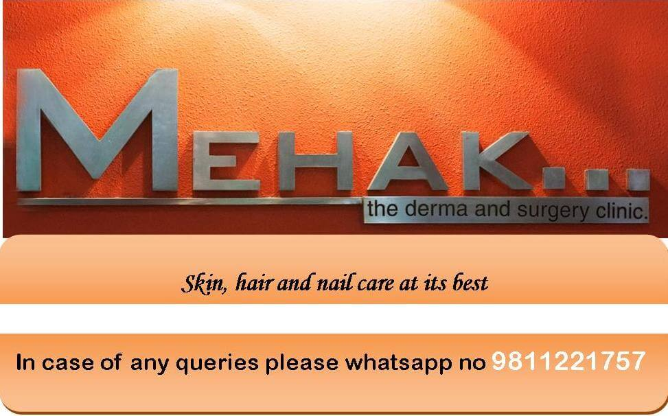 City life - care for your skin, hair and nails - Mehak